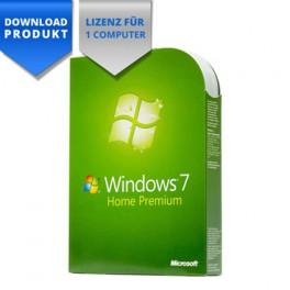 Windows 7 Home Premium - 32/64-Bit