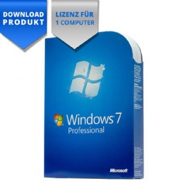 Windows 7 Professional - 32/64-Bit