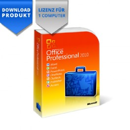 Office 2010 Professional - 32/64-Bit