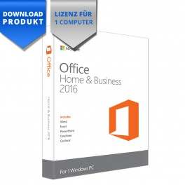 Office 2016 Home & Business 32-Bit