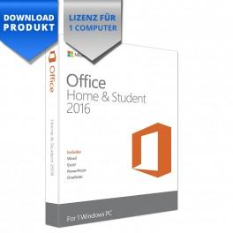 Office 2016 Home & Student 32/64-Bit