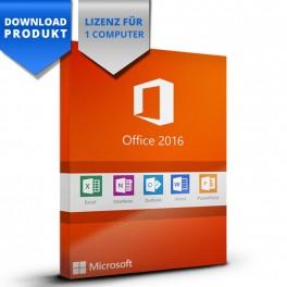 Office 2016 Professional Plus para 5 dispositivos