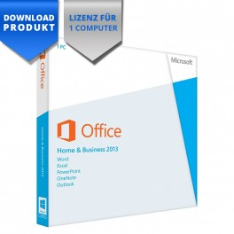 Office 2013 Home & Business - 32/64-Bit