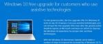 Weiterhin kostenloses Windows 10 Upgrade
